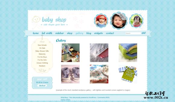 国外设计师设计的儿童网站观摩学习